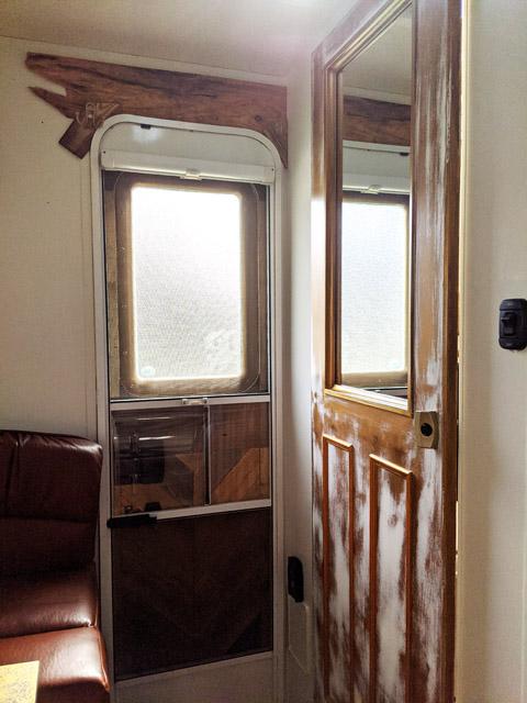 Bathroom Door After Lance 650 Renovation Ann DeMuth (558)