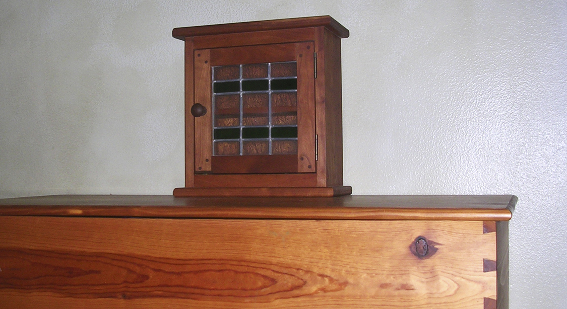 Fine Woodworking & Stained Glass Ann DeMuth